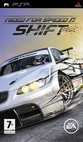 Need For Speed Shift Iso Cso High Compress Ppsspp