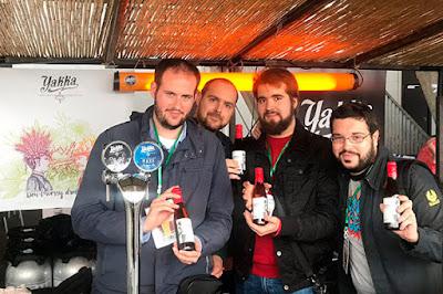 Tercera edición Beermad 2