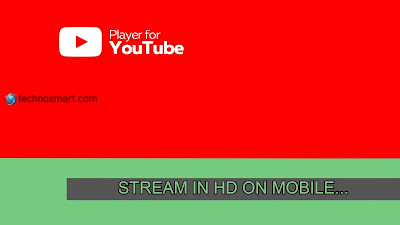 Youtube Continues HD Streaming On Mobile Again In India Only On Wi-Fi Connections