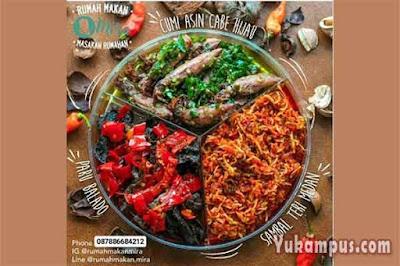 gambar promosi rumah makan