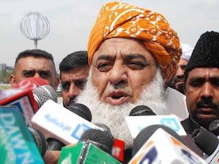 Maulana Fazlur Rehman announced another movement against govt