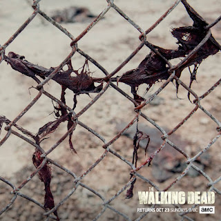the walking dead: nuevas imagenes del santuario, El Reino y mas