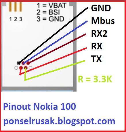 Pictures of jumper line 2708 mbus Nokia 100