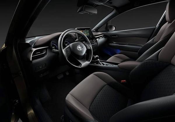Toyota C-HR 2021 ganha versões C-HIC e GR-Sport - fotos