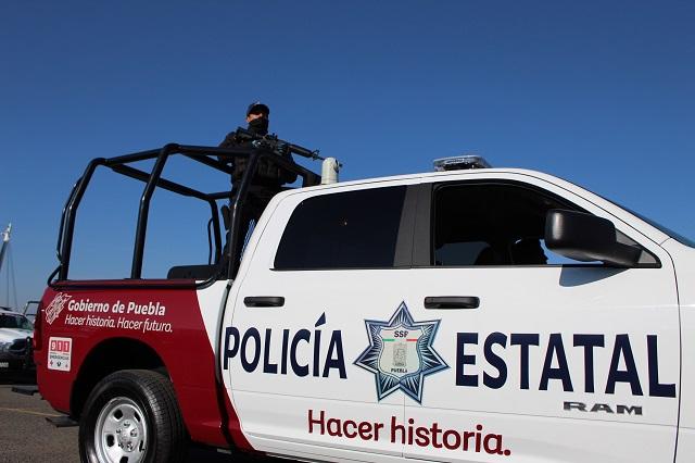 A juicio federal el cambio de color de patrullas en Puebla