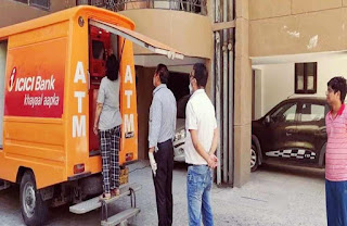 Banks Roll Out Mobile ATM Van Service During Coronavirus LockDown