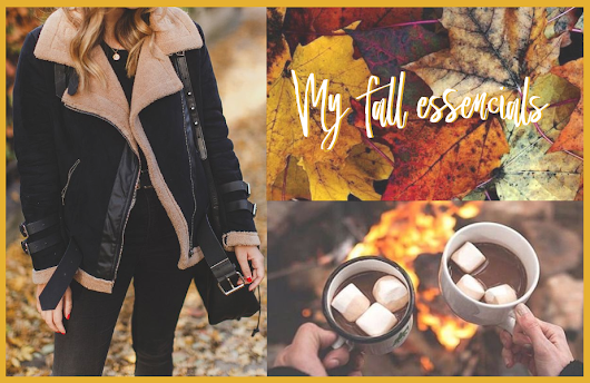 Autumn essencials with Zaful
