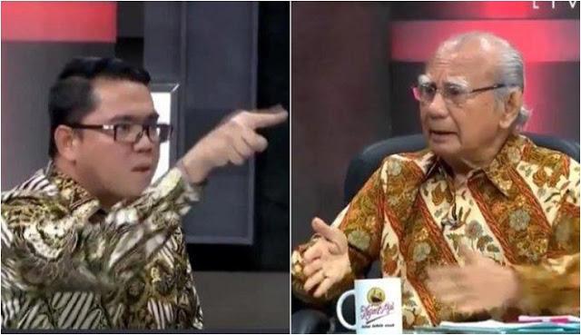 Arteria Disebut Berdarah PKI, Umar Hasibuan: Akhirnya Terjawab Kenapa Dia Memaki-maki Prof Emil Salim