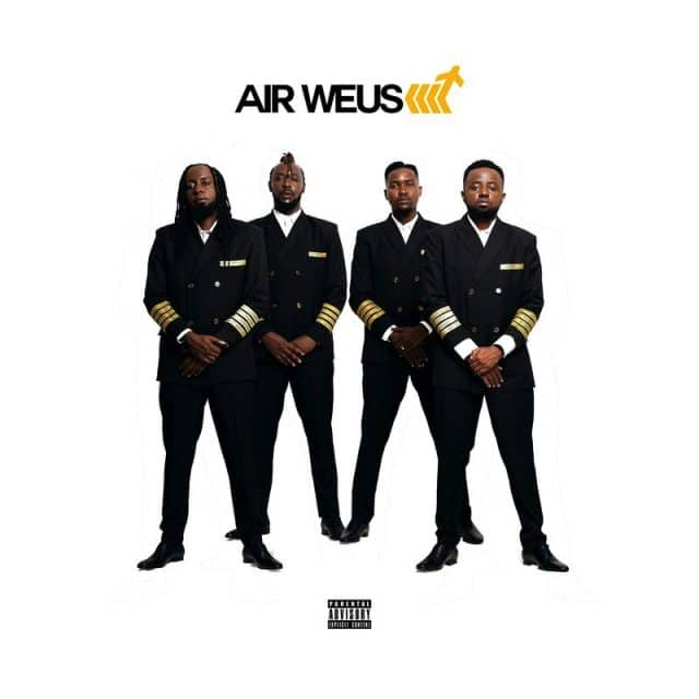 AUDIO Mp3 | Weusi – AIR WEUSI | Download