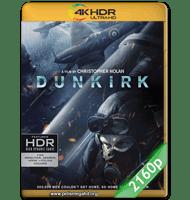 DUNKERQUE (2017) 4K 2160P HDR MKV ESPAÑOL LATINO