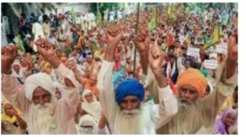 कृषि क़ानून और पंजाबी किसान आंदोलन --!