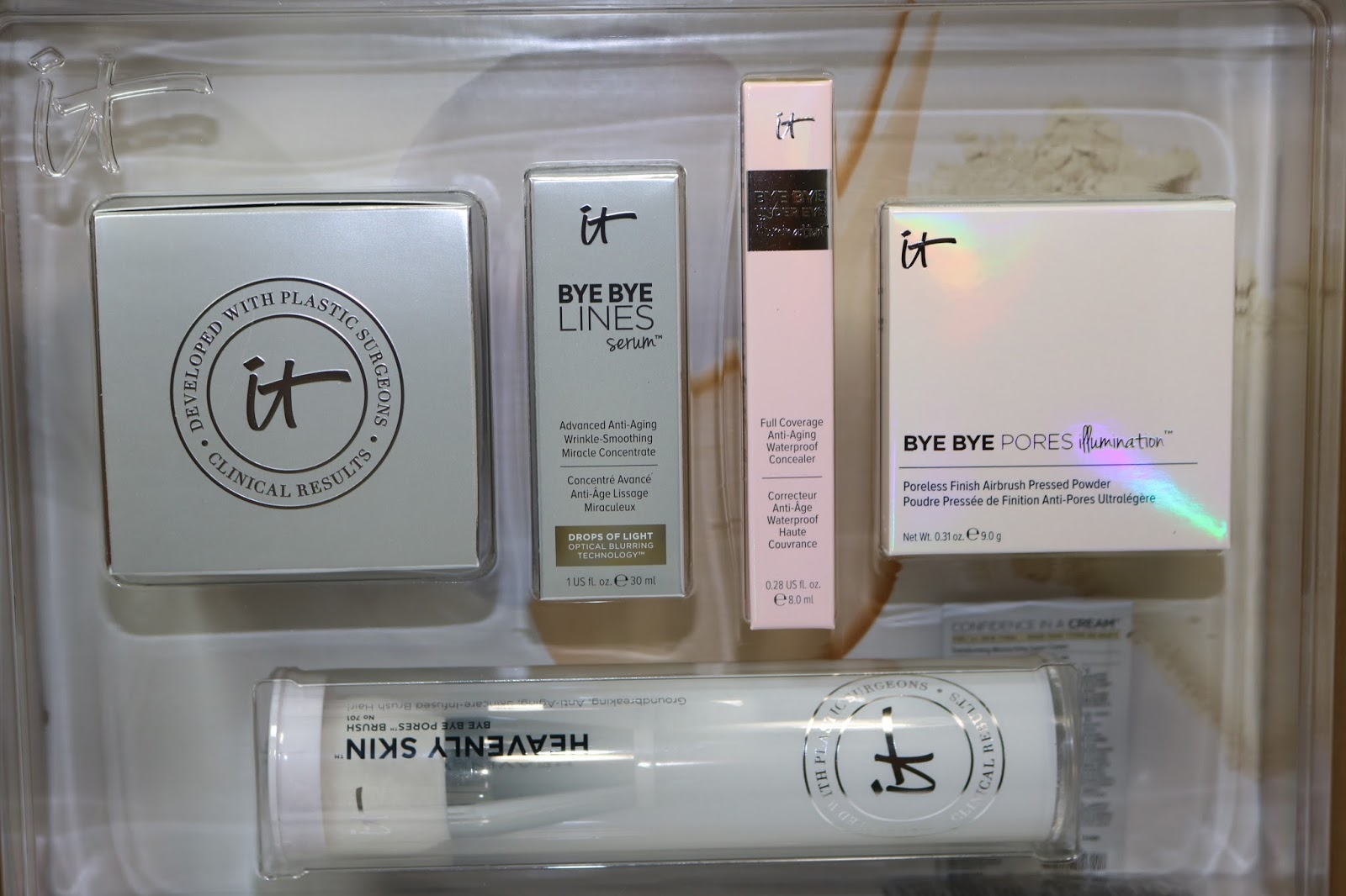IT Cosmetics™ IT's Your Bye Bye Breakthroughs! 5-Piece Kit