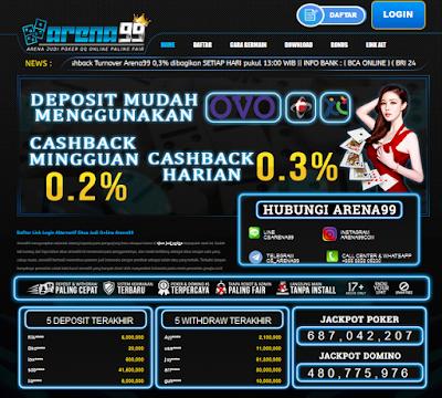 Situs Poker Terbaru Paling Murah! Fasilitas Juga Lengkap