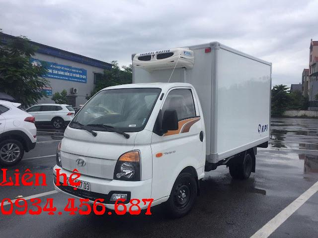 Hyundai H150 đông lạnh 990kg