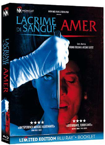 Blu-Ray Hélène Cattet e Bruno Forzani