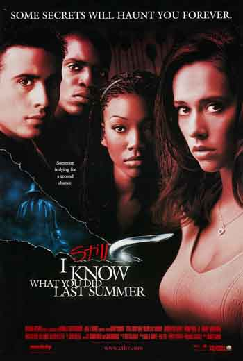 I Still Know What You Did Last Summer 1998 300MB BRRip Dual Audio