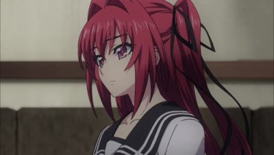 Shinmai Maou no Testament Burst - Episódio 05