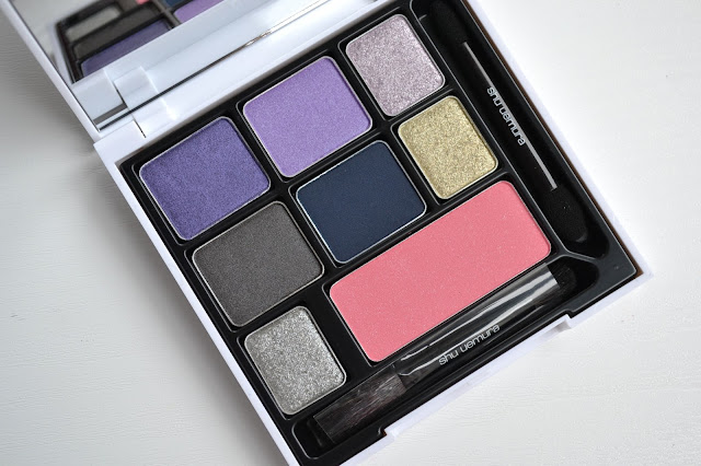 Shu Uemura Murakami Holiday Cosmic Blossom Eye and Cheek Palette in Cosmicool Review