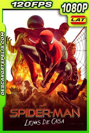 Spider-Man: Lejos de casa (2019) 1080p BDrip 120fps Latino – Ingles
