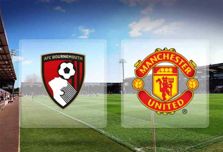 Skor Akhir AFC Bournemouth vs Manchester United 1-2