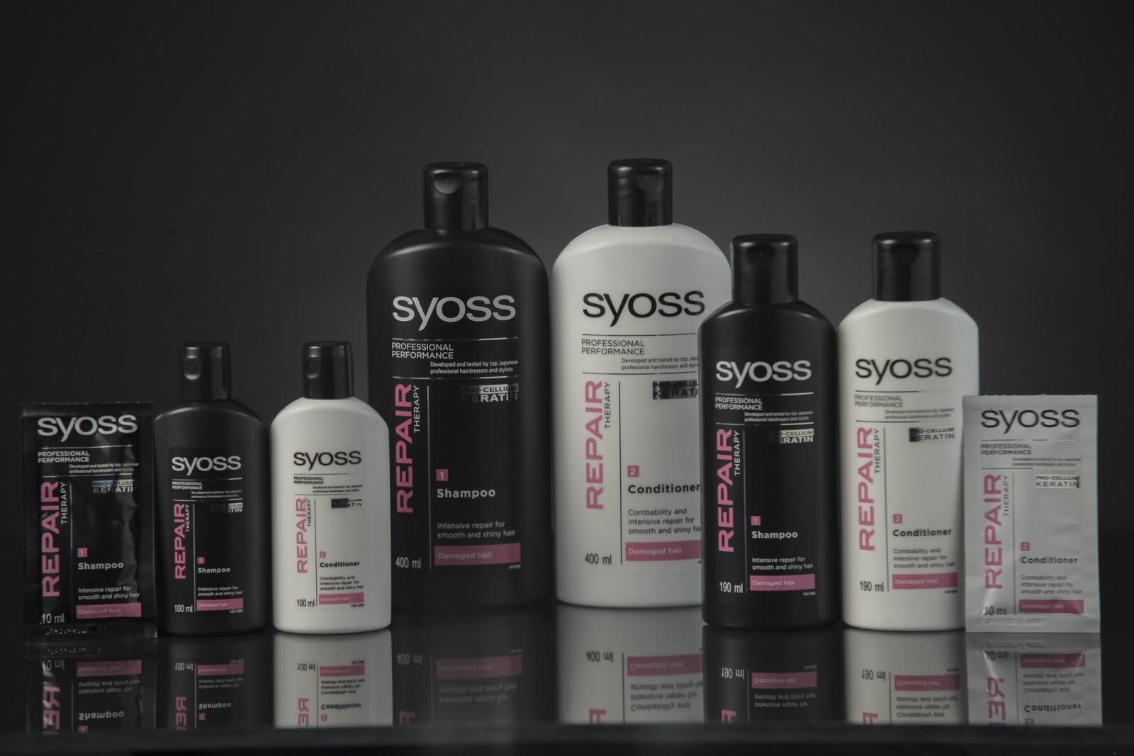 Lucky Citrine Syoss Hair Affair