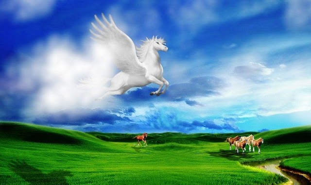 sepuluh macam binatang penghuni surga