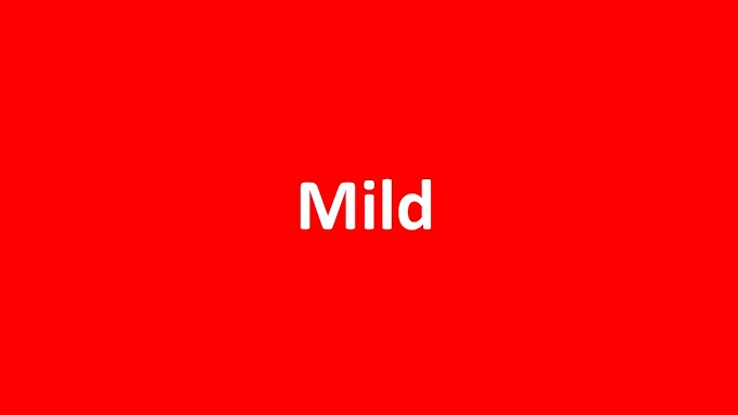 Prostatomegaly Mild
