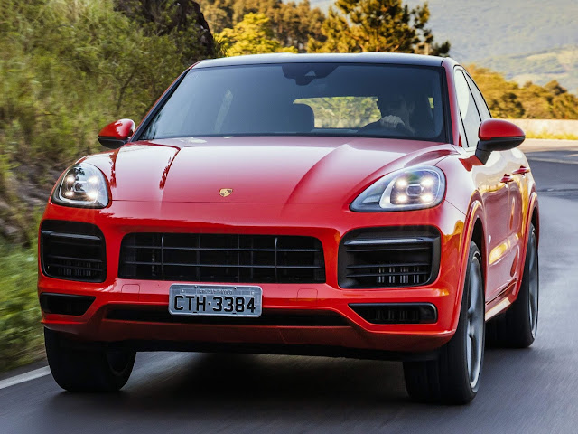 Porsche Cayenne 2020 Coupé: fotos e preços (Brasil)
