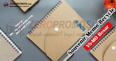 memo Recycle Note Series YS-MO, Jual MEMO SOKET PEN YS-MO, memo block note promosi, Jual memo kecil, mini pocket memo, Jual Agenda Promosi Block Note promosi