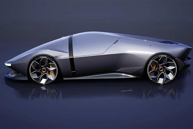 Lamborghini electric cars