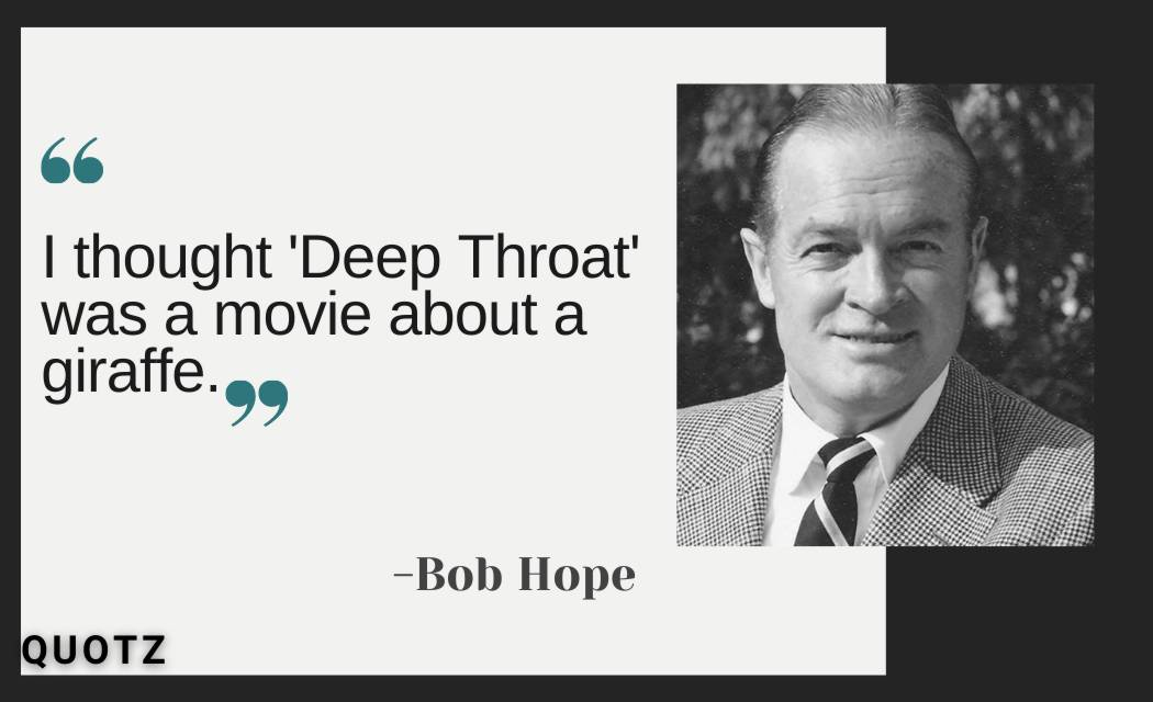So, here are some bob hope quotes with quotes images. Let's check them out: