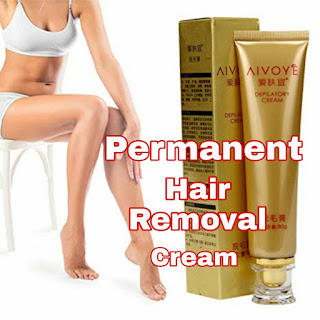 Permanent Hair Removal Cream Is The Best Way