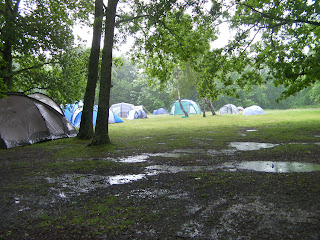 chandlers ford scouting association campsite