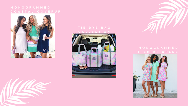 Summer New Arrivals at Marleylilly.com - Monogrammed Gifts