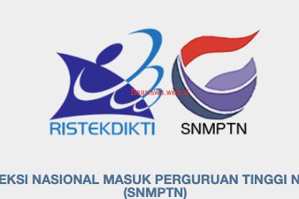 Cara Pendaftaran Online SNMPTN Terbaru