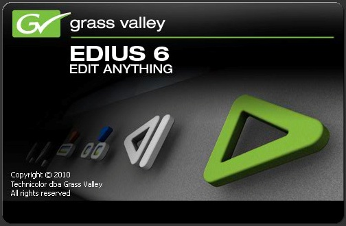 Edius 6 Video editing Software Free download + Crack