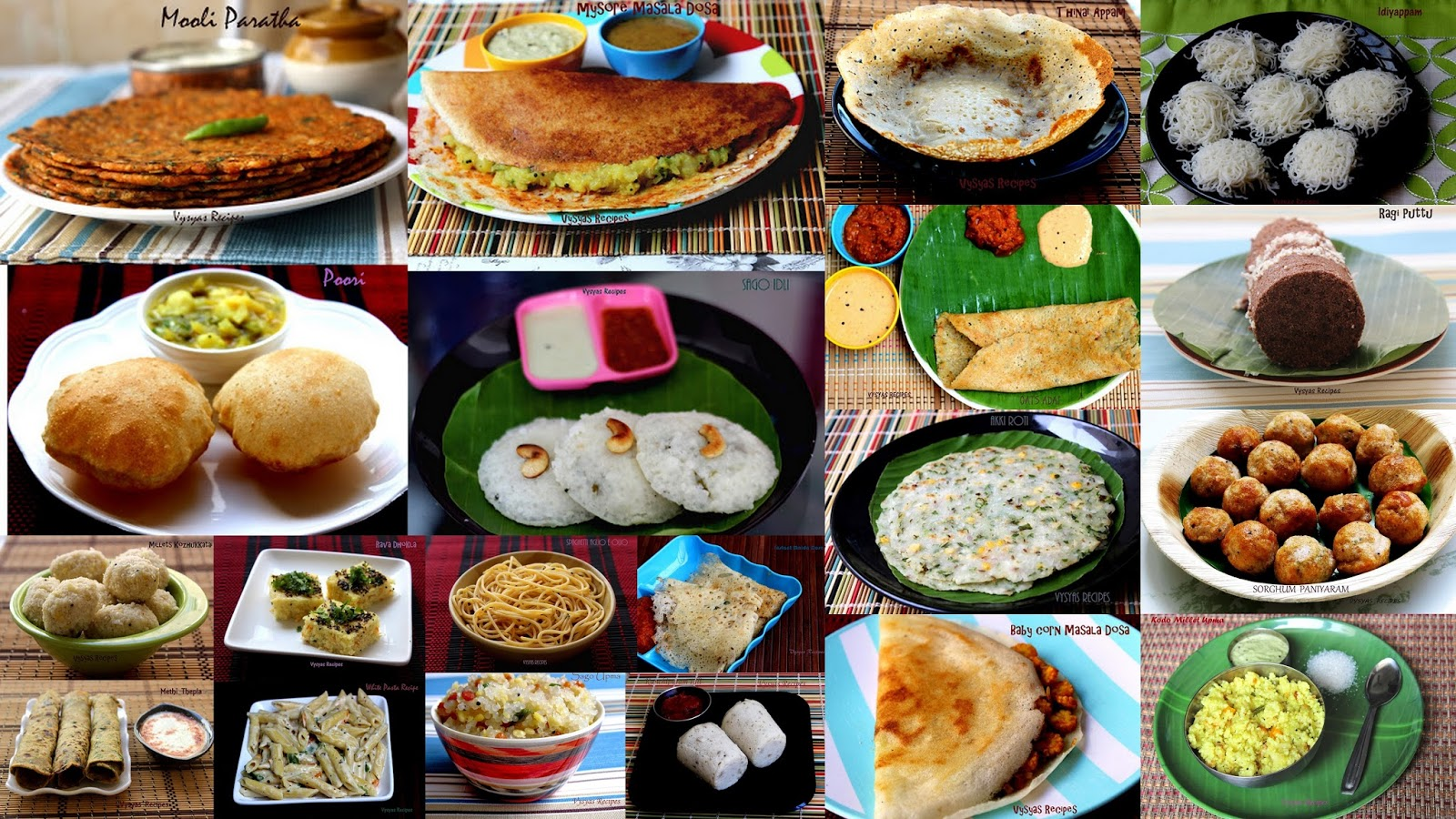 Vysyas delicious recipes 100 simple unique breakfast recipes break fast is considered as the important meal of the day break fast literally means breaking the fasting period of prior nightwikipedia forumfinder Image collections