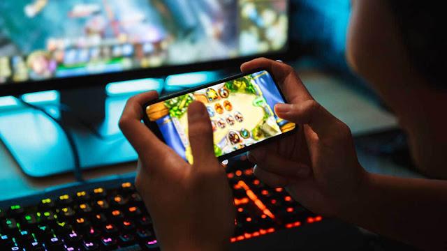 سيطرة ألعاب الموبايل على صناعة الألعاب اإللكترونية نتيجة للتطور التكنولوجي