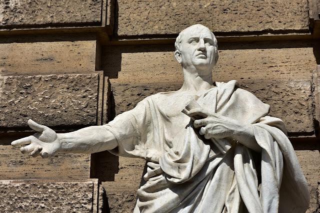 20 мудрых изречений Цицерона