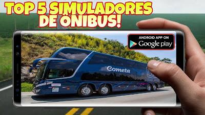 Os melhores simuladores de ônibus para Android
