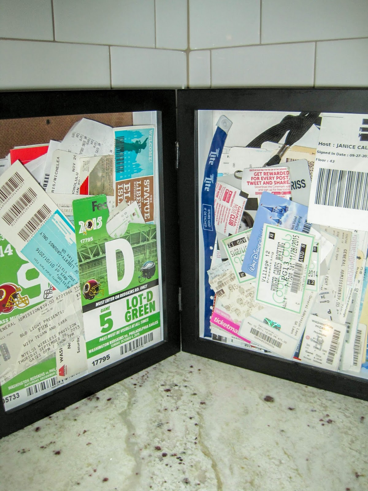2 Easy Picture Frame DIY's