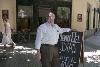 El Bar del Gallego Emilio Sangil de Palermo.