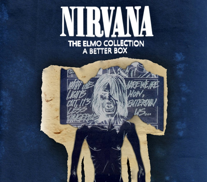 T U B E : Nirvana - 1985-1994 - The Elmo Collection - A Better Box