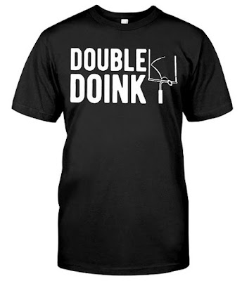 Double Doink T Shirts Hoodie Sweatshirt. GET IT HERE