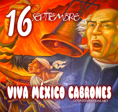 VIVA MÉXICO CABRONES