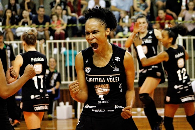 Curitiba Vôlei recebe o Dentil/Praia Clube nesta sexta-feira