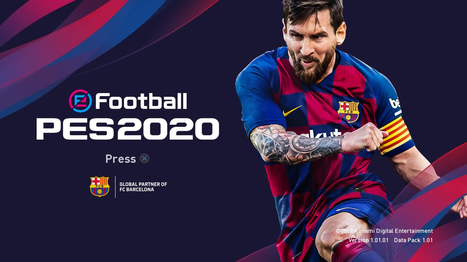 المراجعة الكاملة للعبة eFootball PES 2020