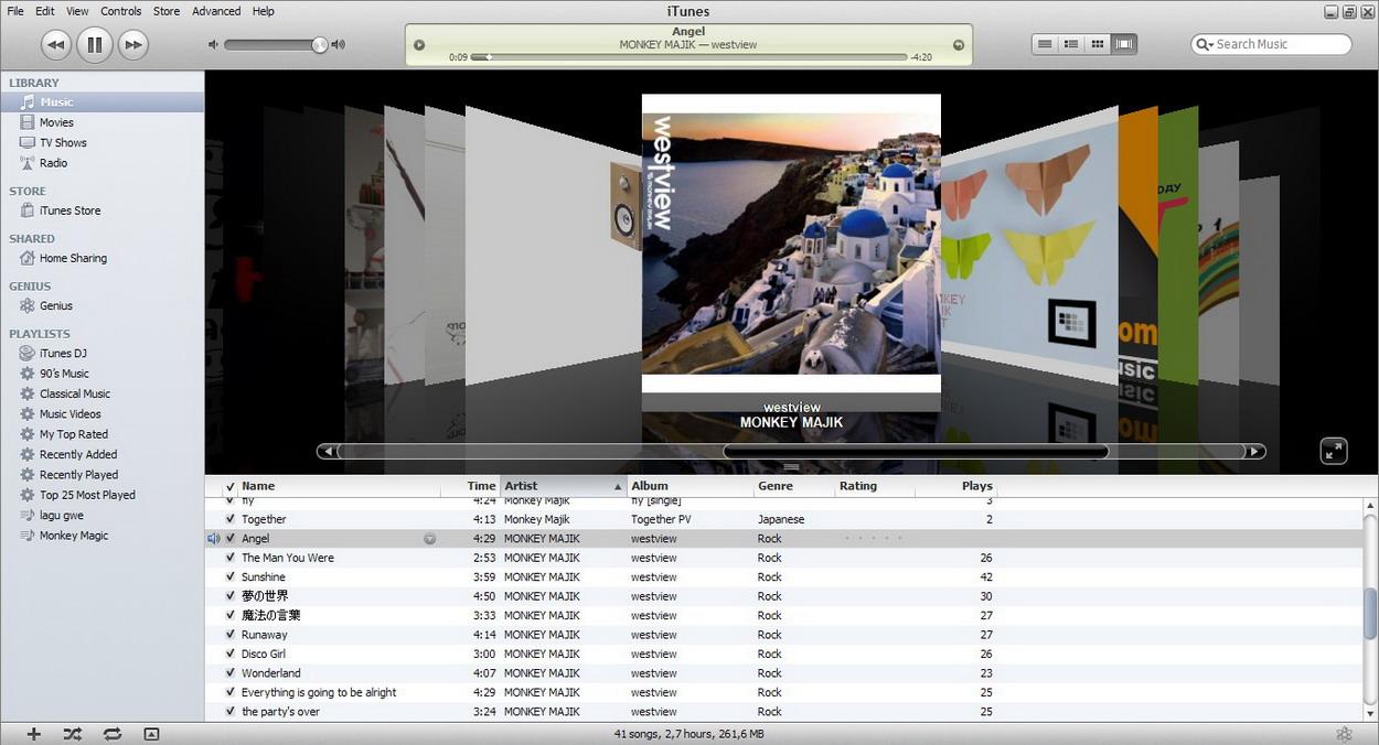 Free Download iTunes 10 4 1 10 for Windows 32bit (79 33 MB) Freeware