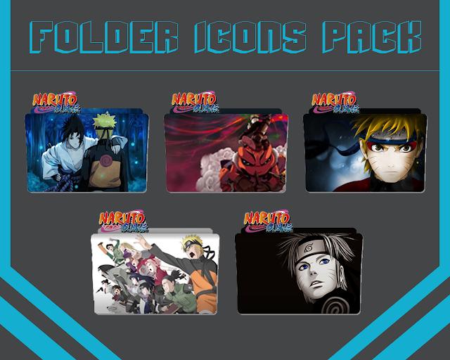 Download Folder Icons Anime Naruto Shippuden