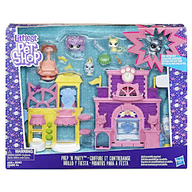 Littlest Pet Shop Series 2 Sparkle Pets Russie Kittstrom (#2-S22) Pet
